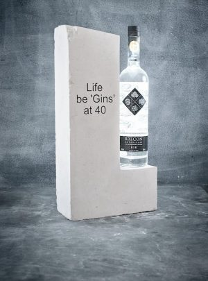 Portland Stone Gin Ledge