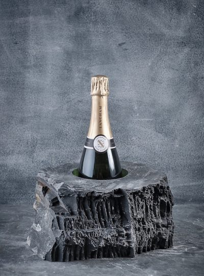 Welsh Slate Champagne Cooler by Contemporary Slate & Stone